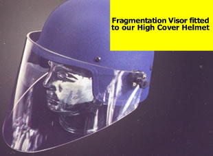 230mm Fragmentation Visor